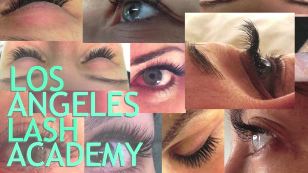 How To Apply Individual Mink Eyelash Extensions By Los Angeles Lash