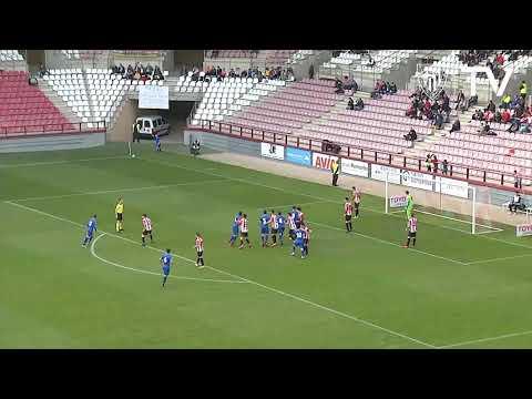 Liga 18-19 - J.26 - UD Logroñés 2   Bilbao Athletic 1