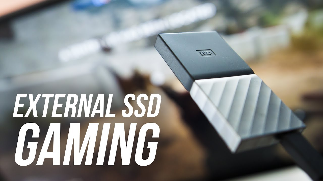 Gaming On An External Drive Without Slowdowns Youtube