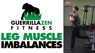 How To FIX Leg Muscle Imbalance   Unilateral Correctives