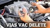 Nissan P1800 VIAS - Check Engine light Diagnosis - Murano