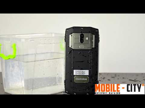 Видео обзор и тест Blackview BV9000 Pro Лучший защищенный смартфон/телефон 2018