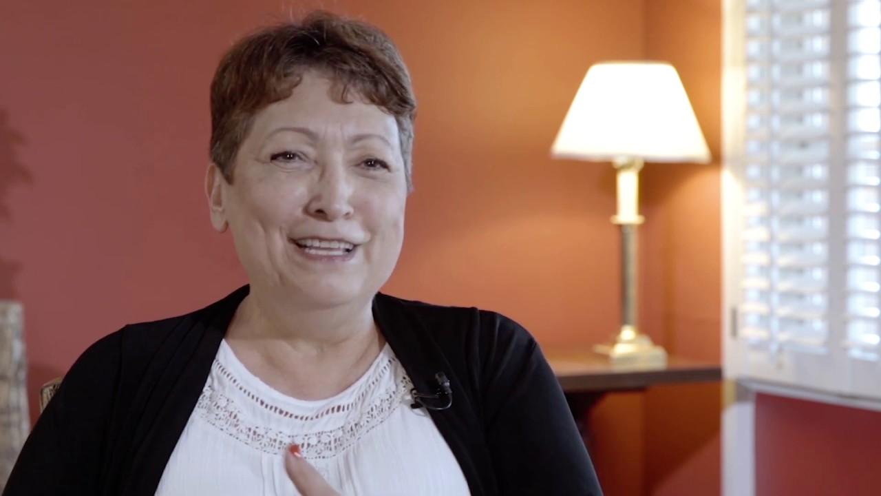 Loretta van der Pol - 2020 Award Recipient Marianne M. Tonjes Pioneer Achievement Award