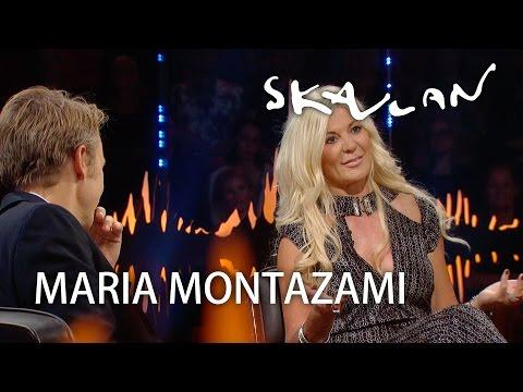 Interview with Maria Montazami | SVT/NRK/Skavlan