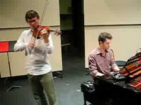 Alex Tomescu rehearsal 1
