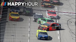 Happy Hour: Texas trouble for Jimmie, Kyle, Truex and more | NASCAR Cup Series from Texas in 52 min