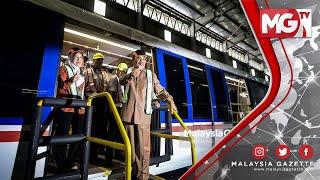 TERKINI : Tambahan 27 Set Tren Untuk Kegunaan LRT - Tajuddin Rahman