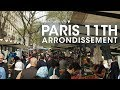 Paris 11th Arrondissement - 20 in 20 Day 11 - Oberkampf Market and Melt BBQ