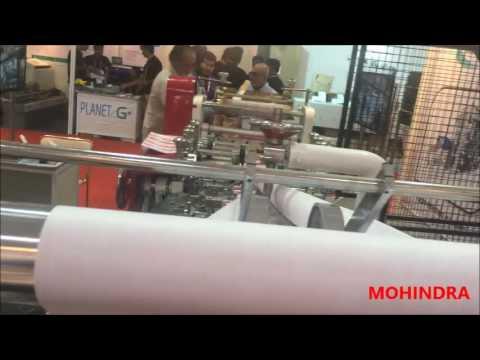 बहुत कम कॉम्पिटिशन वाला बिज़नेस करे Business ideas in hindi,in india paper bag making machine