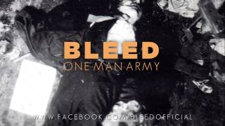 BLEED - One Man Army (original by Pro-Pain)