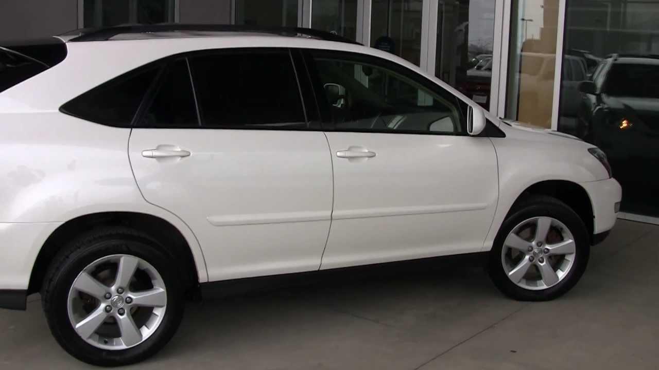 Lexus 2004 Rx330 40070967 Youtube