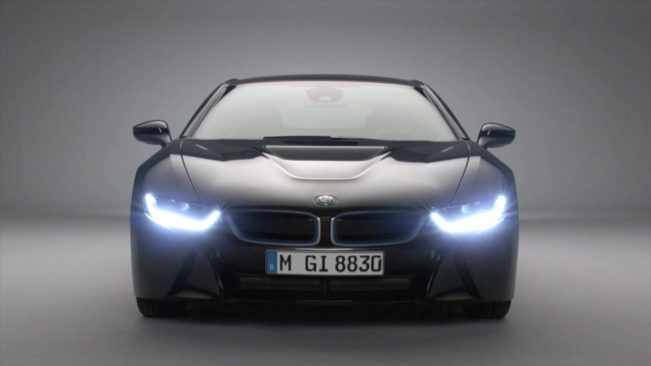 All New 2014 BMW I8   Design   YouTube