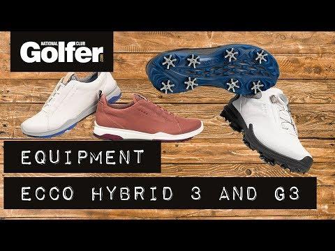 Review: Ecco Biom Hybrid 3 And Biom G3 Shoes