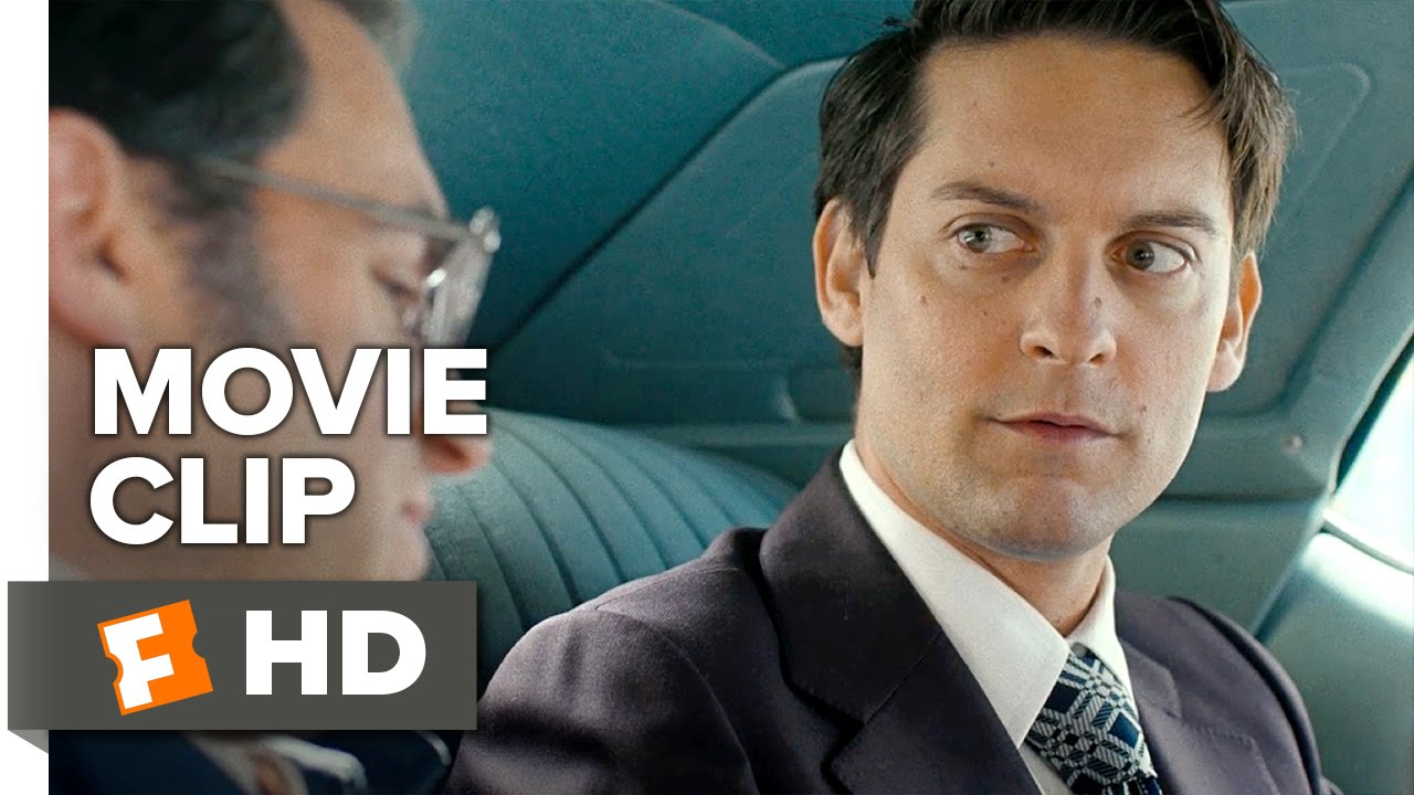 Pawn Sacrifice Movie CLIP - People Get Worried (2015 ...