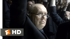 Darkest Hour (2017) - We Shall Fight on the Beaches Scene (10/10)   Movieclips