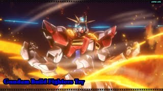 """Gundam Build Fighters Try AMV """"Just Fly Away """""""