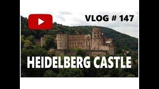 Heidelberg Castle , Heidelberg Germany