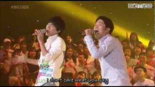 Lee Seung Gi ft. MC Mong - Because You