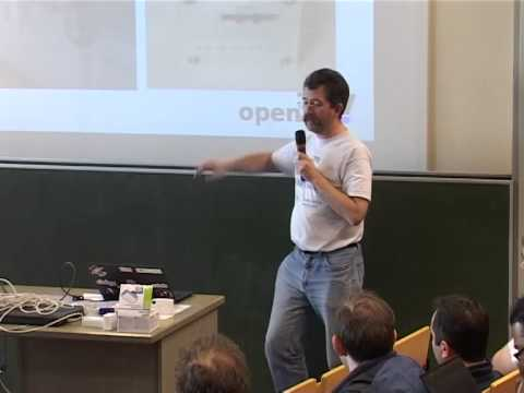 [FOSDEM 2014] OpenTRV: resource-constained computing: less is more