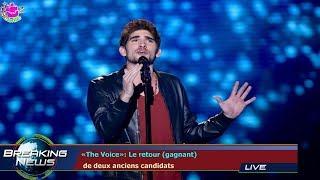 «The Voice»: Le retour (gagnant)  de deux anciens candidats
