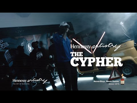 Video: Hennessy Cypher 2016 – Vector x Dremo x AO x Obadice x Blaqbonez Movie / Tv Series