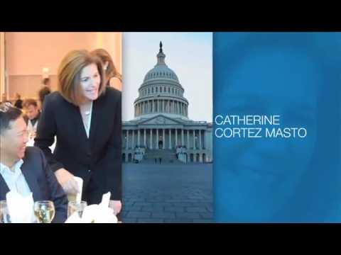 Catherine Cortez Masto - With Us