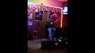Boomhauer sings Karaoke