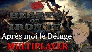 HoI4 - Mini Multiplayer 12-15 people - Apres Moi Le Deluge - 5 HOUR MP