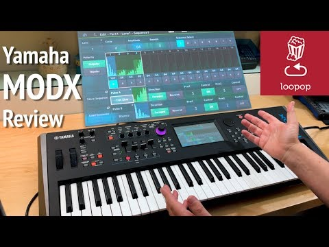 Yamaha MODX review: The Best Lightweight Synthesizer