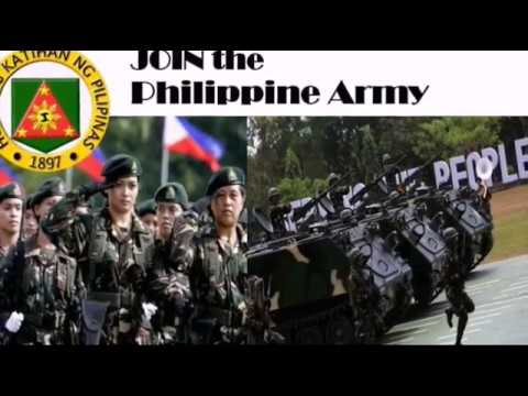 How to become a Philippine Army Officer. CSC, OCC & OPC