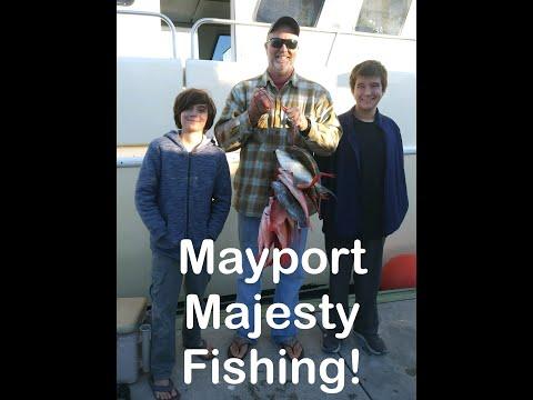 Mayport Majesty Fishing