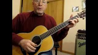 "Tommy Emmanuel - ""Those Who Wait"" Part 1/3 Tutorial Lesson Intro by Ed Harp"