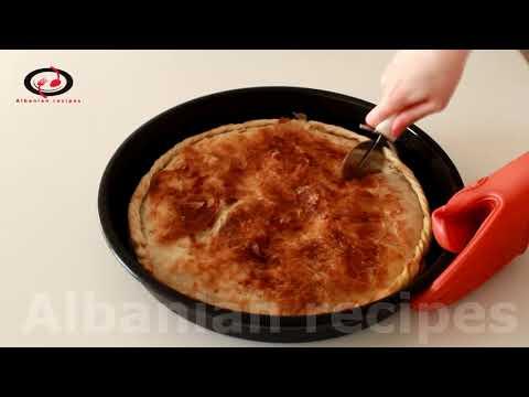 LAKROR ME PRESH DHE DOMATE - receta tradicionale shqiptare