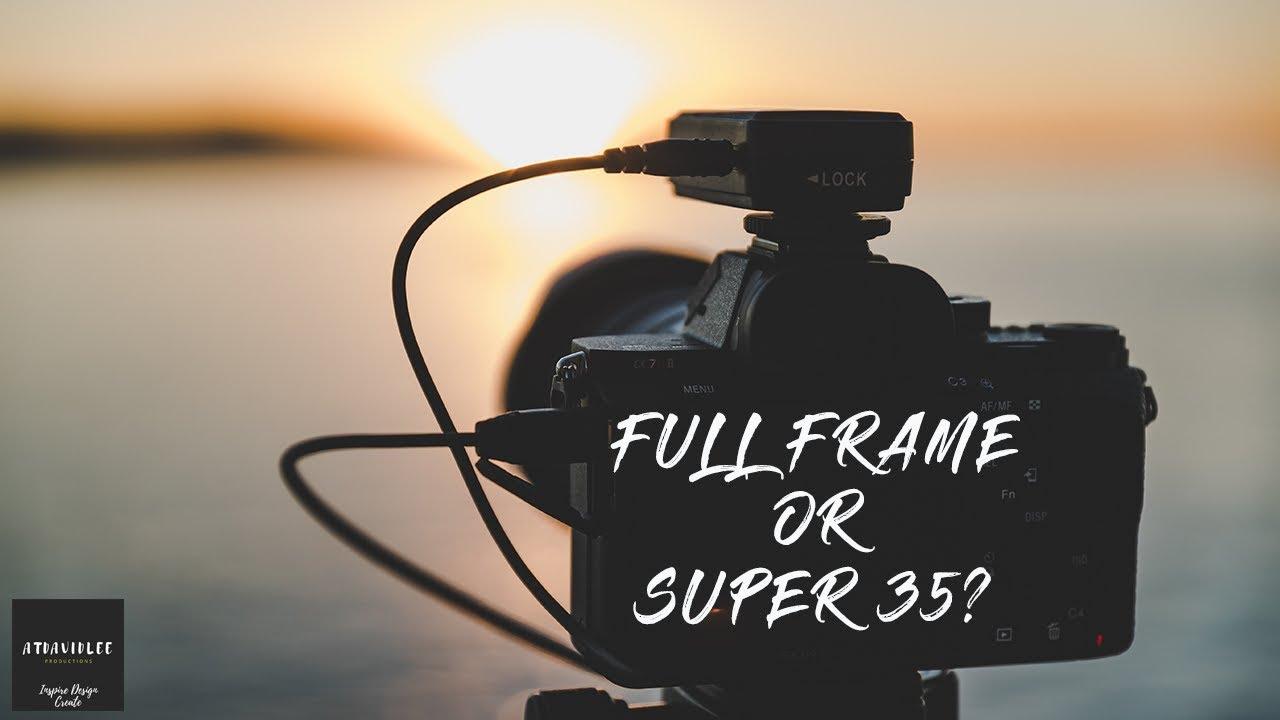 Full Frame or S35? 1080p vs 4K Image Quality Sony A7RII - YouTube