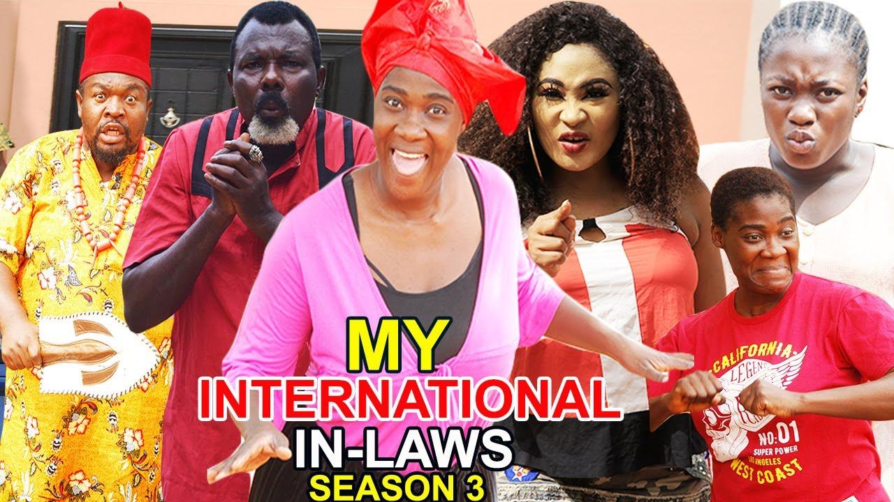 Download MY INTERNATIONAL IN-LAW SEASON 3 -(Trending Movie Full HD)Mercy Johnson 2021 Latest Nigerian Movie