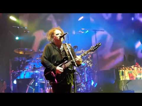 The Cure . Live in Poland Lodz 2016