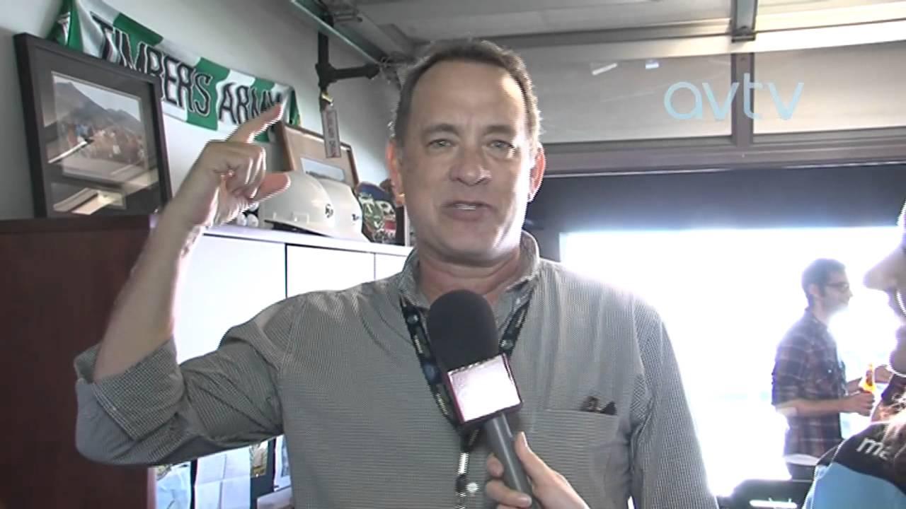 Tom Hanks Aston Villa Youtube