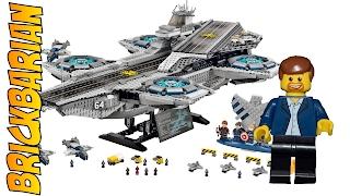 Lego Investing Shield Helicarrier Set 76042