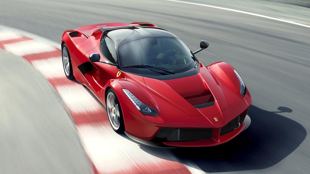 The history of Ferrari - YouTube