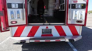 2008 Ford F550 Ambulance