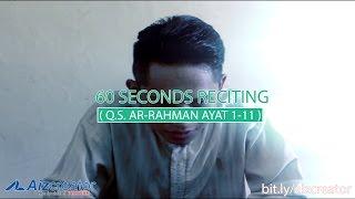 Video SURAH AR-RAHMAN (harris j style) - AIZ CREATOR download MP3, 3GP, MP4, WEBM, AVI, FLV Desember 2017