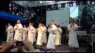 Disgraceful Dominicans Dancing to the godless Lady Gaga