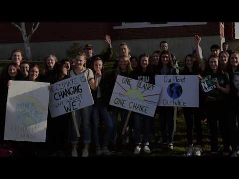 Fridays for Future - Friday Harbor High School