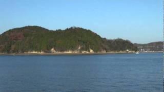 松山ケンイチ主演の大河ドラマ、平清盛の撮影でロケ地になった柏島。史...