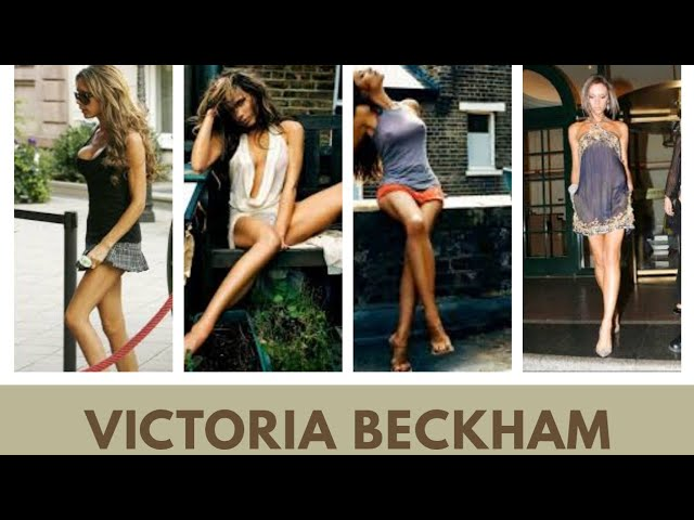 Success Story: Victoria Beckham