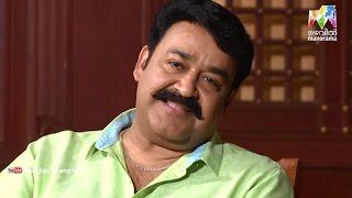 Mohanlal @ Manorama TV Interviews 26/12/16