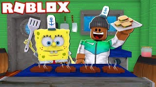 SPONGEBOB SQUAREPANTS IN ROBLOX