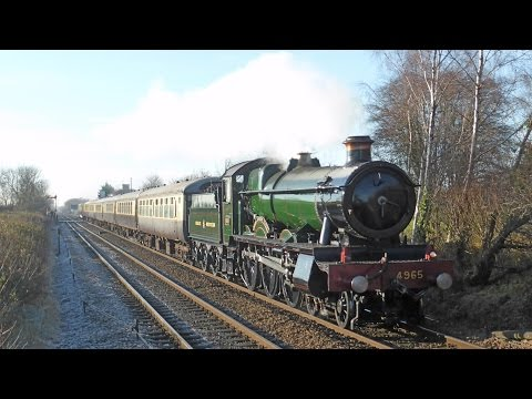 Lincoln Christmas Market Charters, Extras & freight at Swinderby & Dunston - 6th December 2014