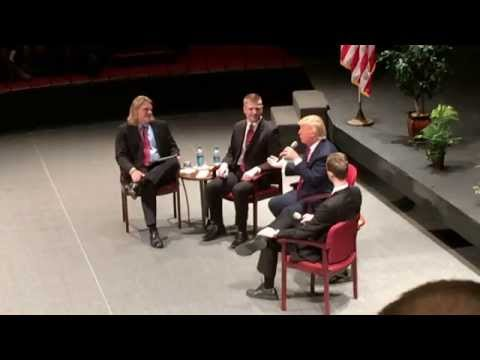 Donald Trump on No Child Left Behind (ESEA) and Common Core