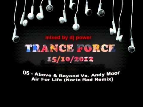 TRANCE FORCE 16-10-2012